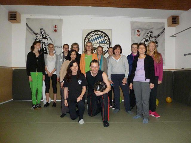 Stopp heißt Stopp – Frauen Selbstverteidigungs-Workshop