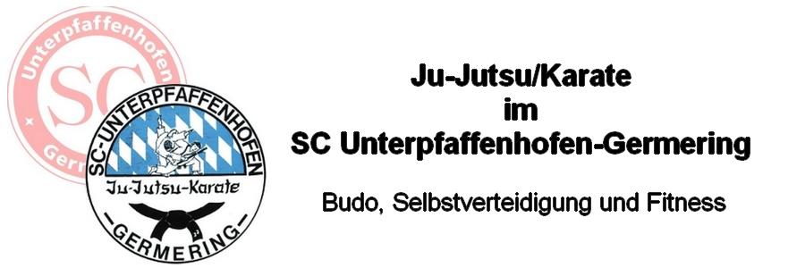 Ju-Jutsu/Karate im SC Unterpfaffenhofen-Germering