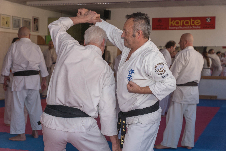 Karate – Jahresabschlusslehrgang in Landshut