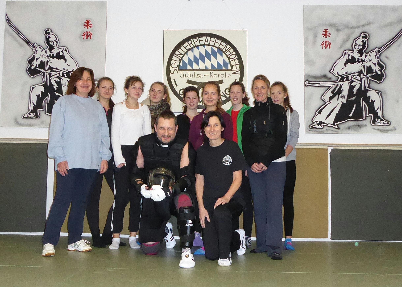 Frauen-SV-Kurs 18./19.11.2018