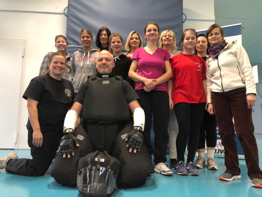 Frauen-SV beim beim TSV München-Großhadern