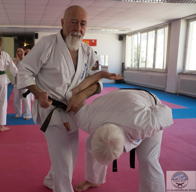 Karate Kata-Lehrgang in Landshut