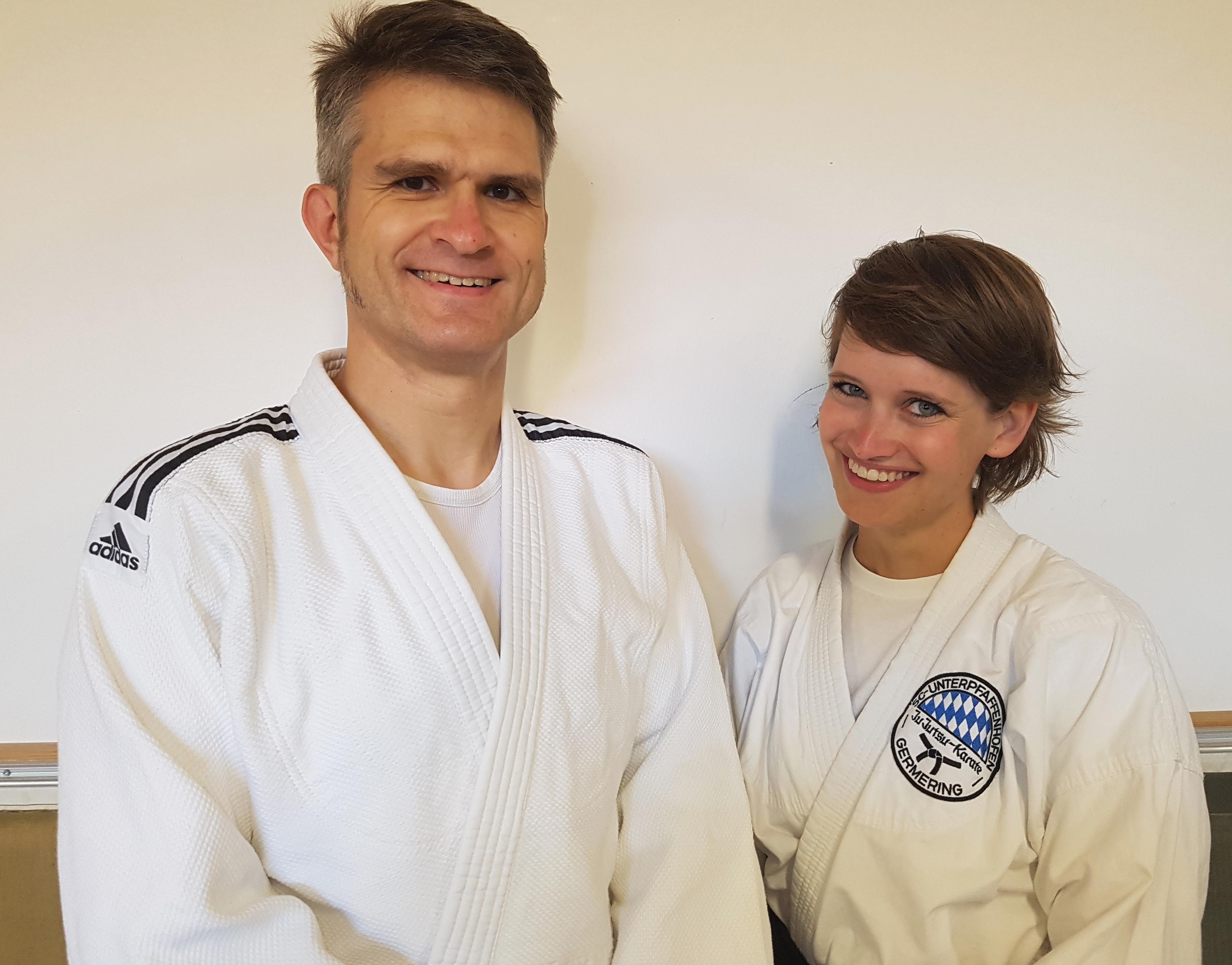 Ju-Jutsu – Zwei neue qualifizierte Trainer