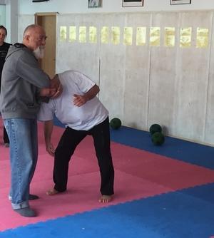 """Karate kurz und knackig"" – Lehrgang realistische Selbstverteidigung"