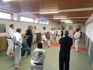Stützpunkttraining – freie Selbstverteidigung mit Bewegung und Distanz