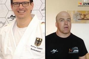 Tandoku Renshu für Wurftechniken mit Steffen Heckele und Andi Hötzinger