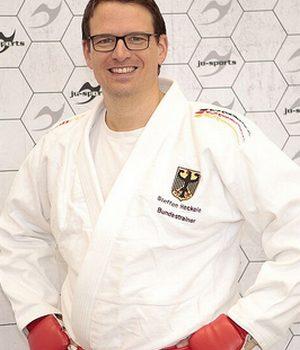 Fausttechniken mit Bundestrainer Steffen Heckele